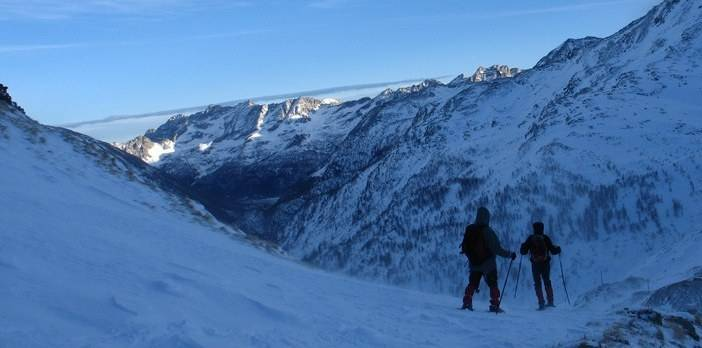 """Winter hiking in Italy: """"You can get it if you really want"""" 3"""