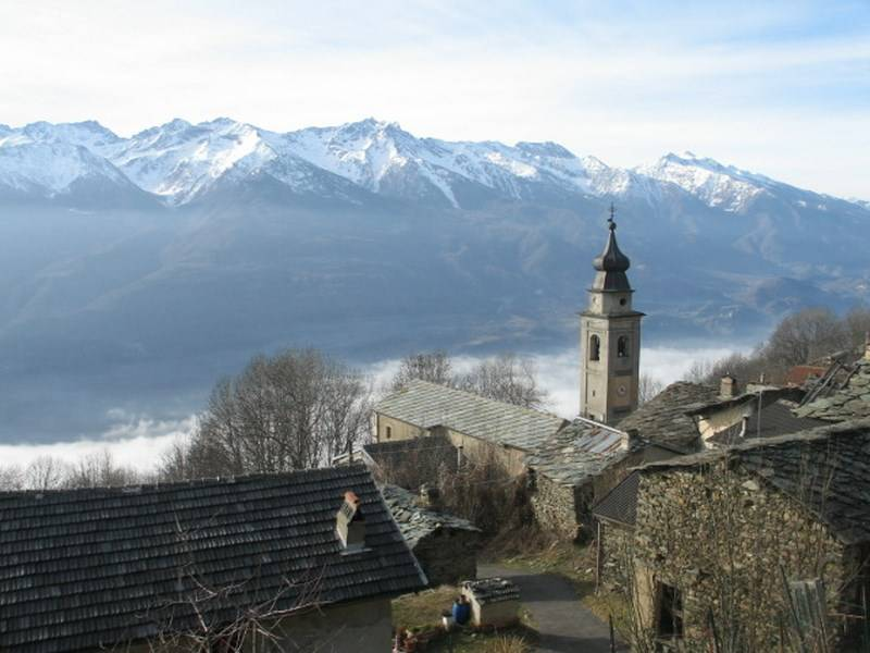 Nature and History in Italian Alps 14