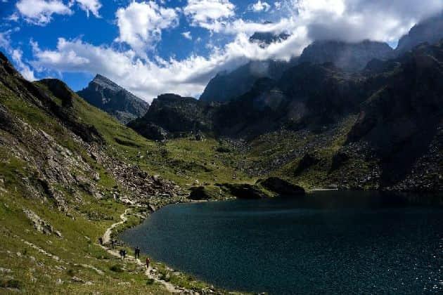 Trekking Alps Summer Hikes