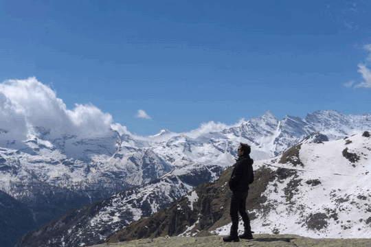 trekking by area - gran paradiso