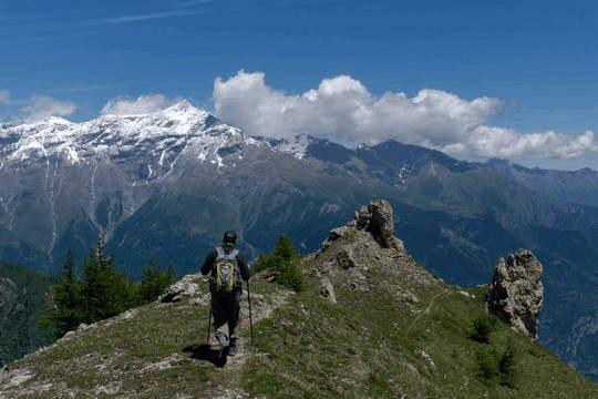 trekking by area - turin alps
