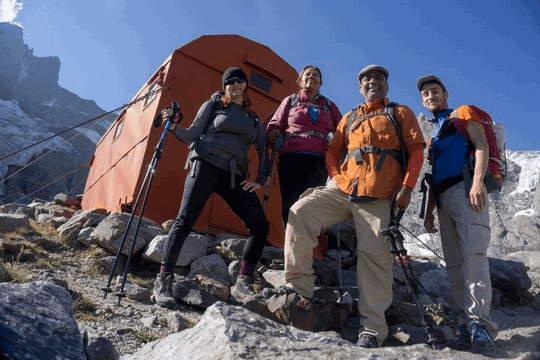 trekking by type - hiking holidays