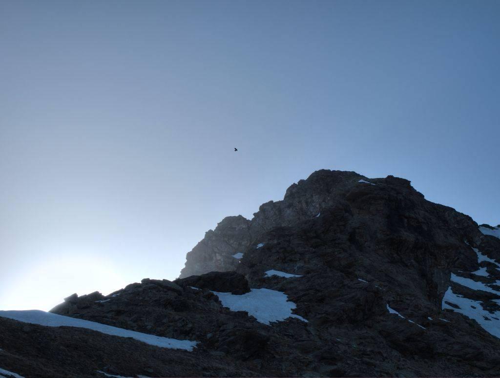 Orsiera Solo Peak Climbing