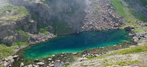 green lakes weekend hiking
