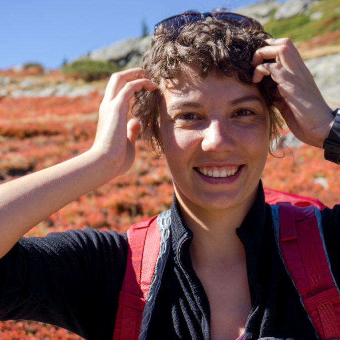 elisabetta cayre - staff trekking-alps