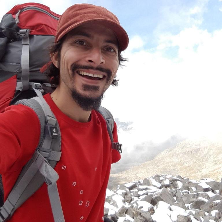 enrico randazzo - staff trekking-alps