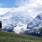 Marriage proposal from NY to Mont Blanc!