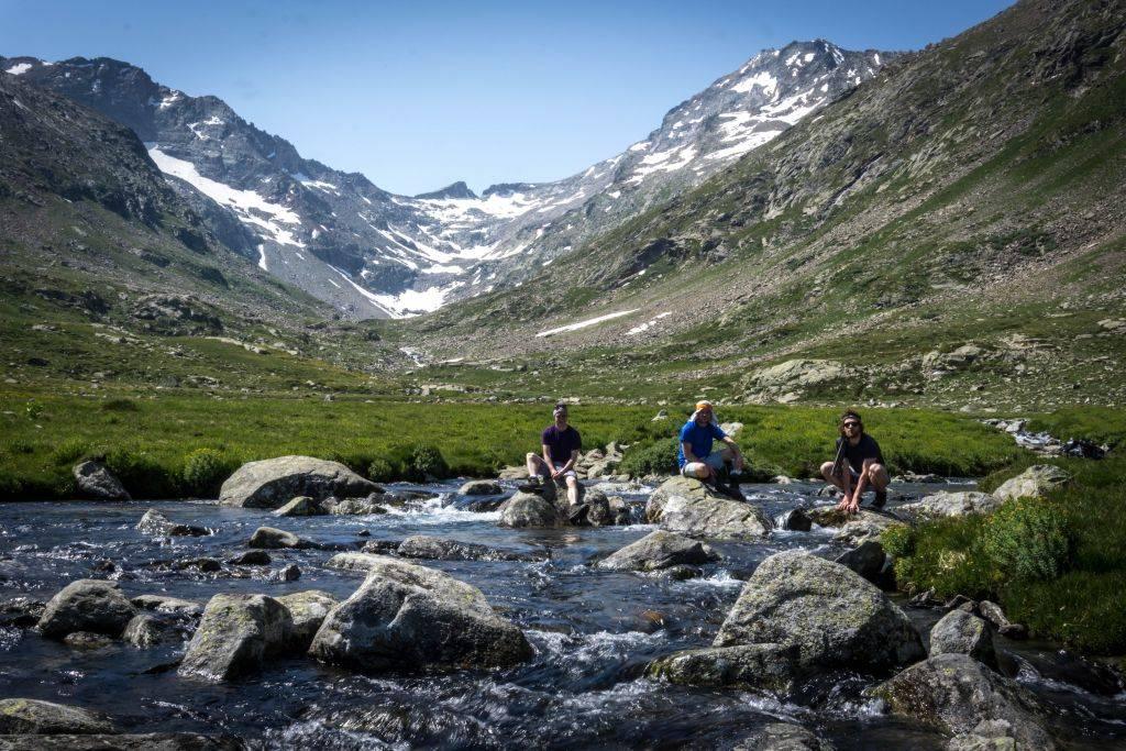 Wild Gran Paradiso Hike 49
