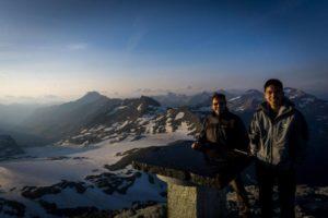 Roccialemone: adaptation to altitude