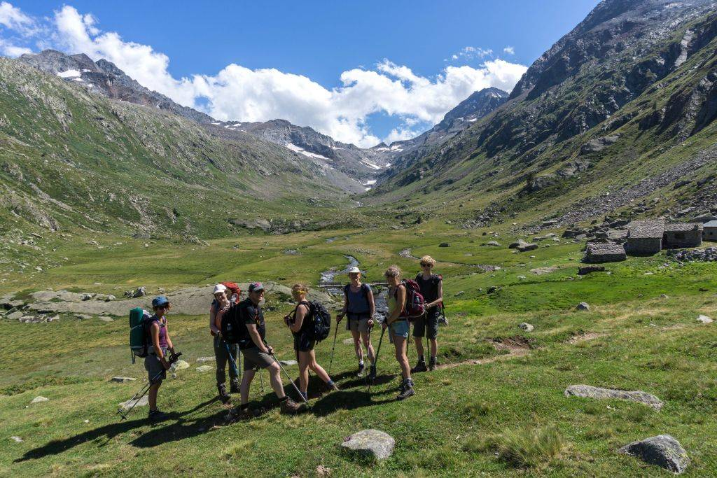 Hiking in Italy: Gran Paradiso and Monviso