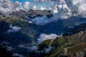 Best view of Fenestrelle Fort: Monte Albergian