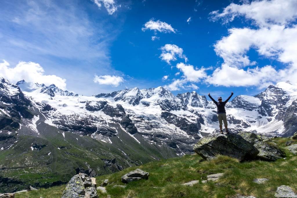 Gran Paradiso National Park Hiking - Trekking Alps