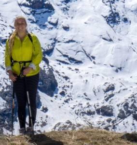 trekking italy grace