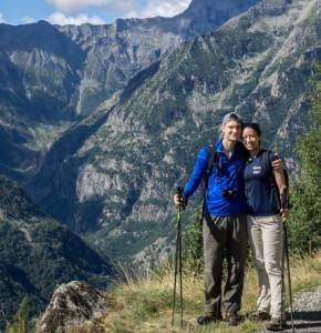 trekking italy review