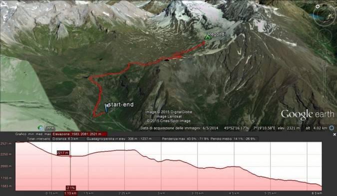 trekking alps italy easy hike 3 days