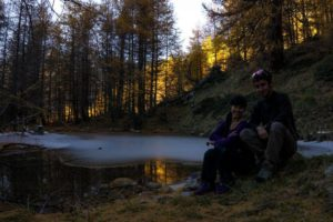 Hiking in Autumn in Italy 2