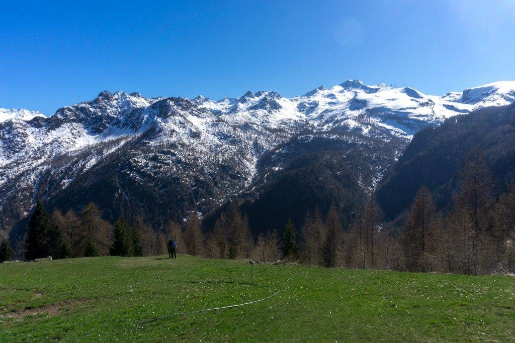 Travelling in the Italian Mountains 8