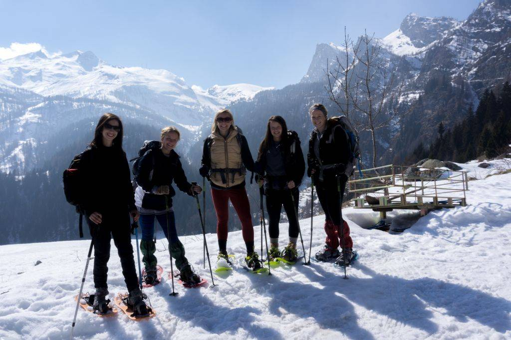 Ladies Trek in the Italian Alps 4