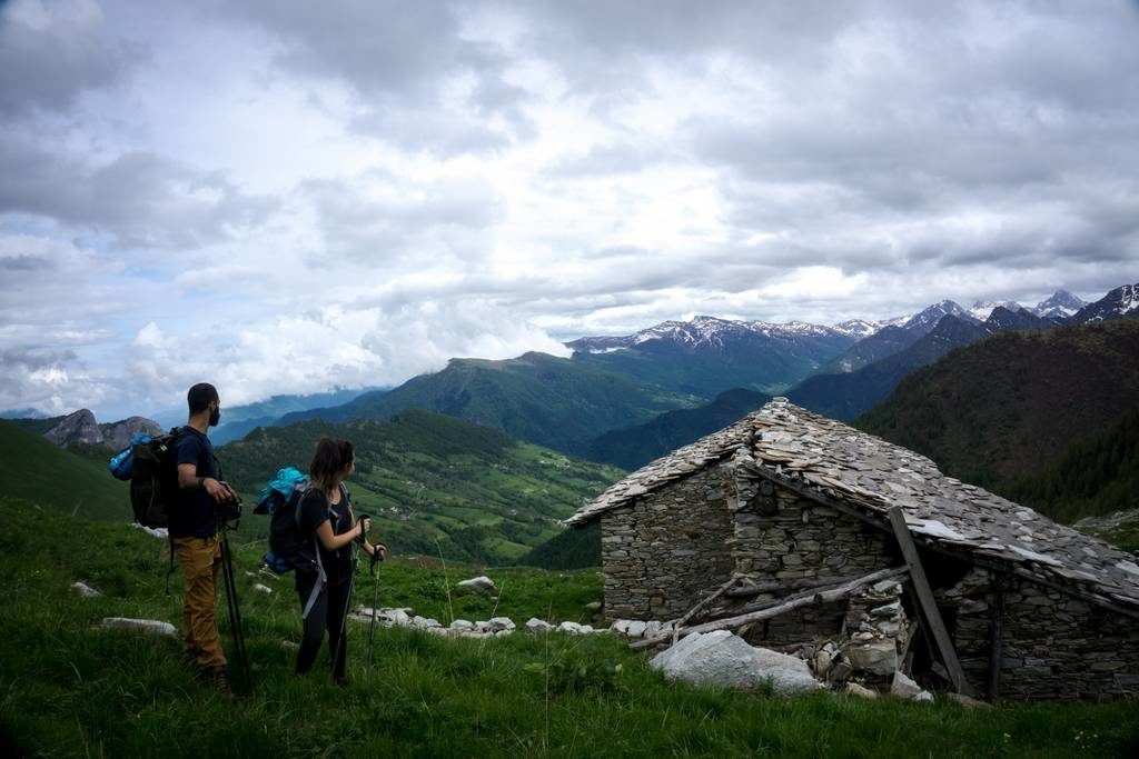 Spring hike in Italy 8