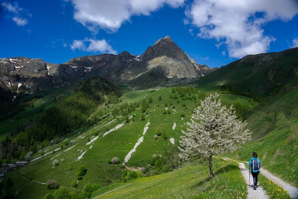 Spring hike in Italy 15
