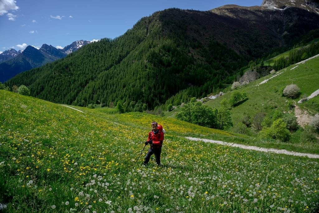 Spring hike in Italy 10