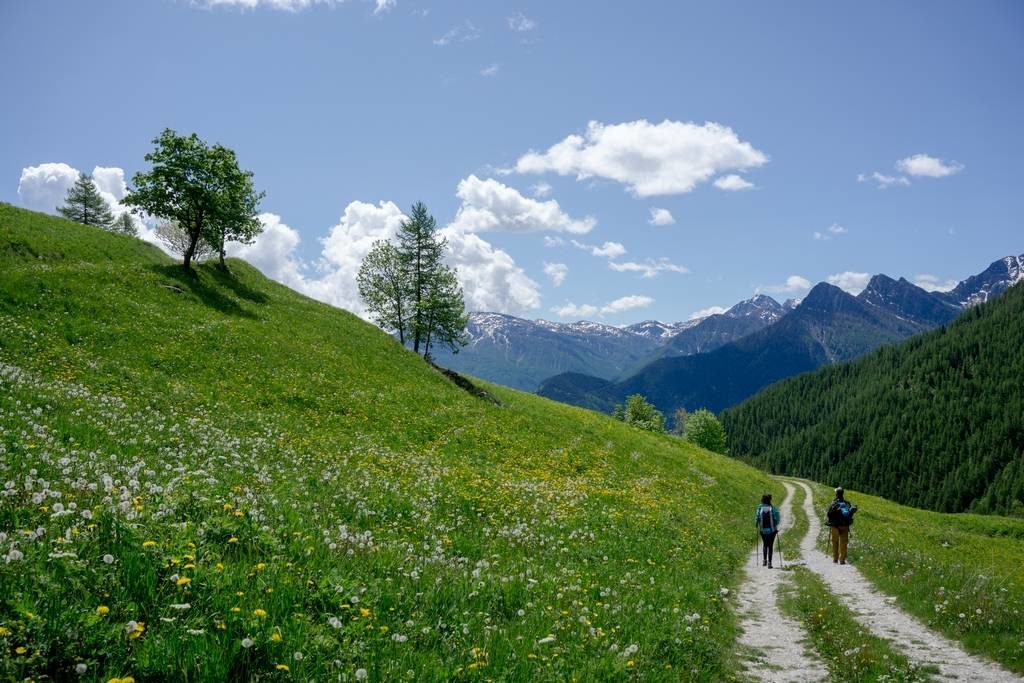 Spring hike in Italy 2