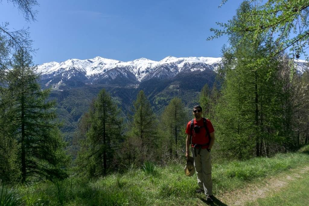 Thullie Hole - Spring Day Hike from Torino 3