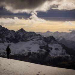 Trekking Alps Gran Paradiso Monte Bianco