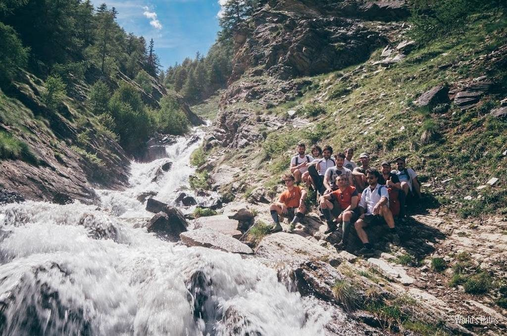 Bachelor Party in the Mountains