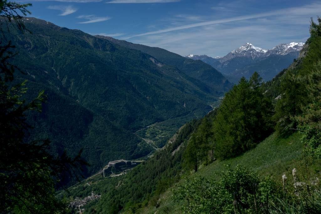 History Trek of Italian Alps