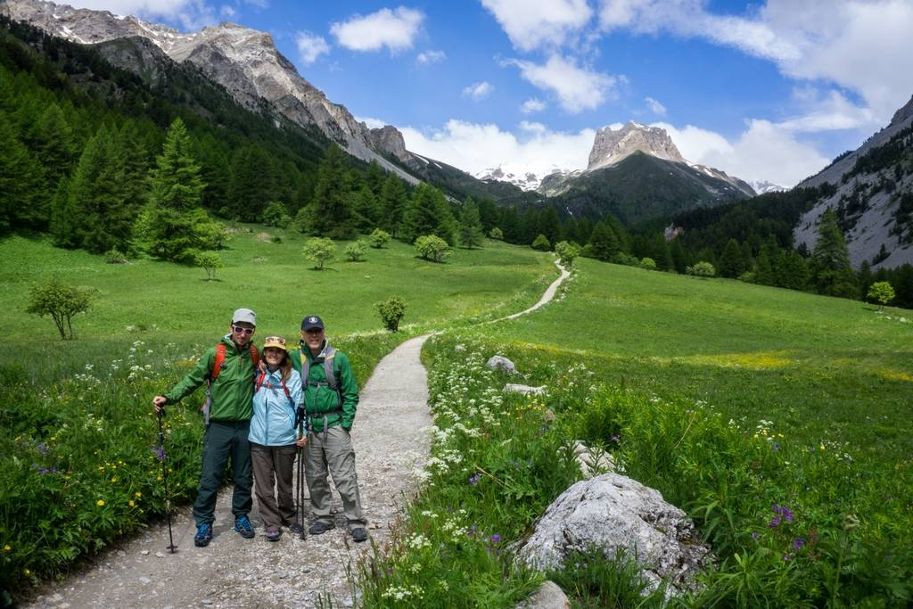 History Trek of Italian Alps