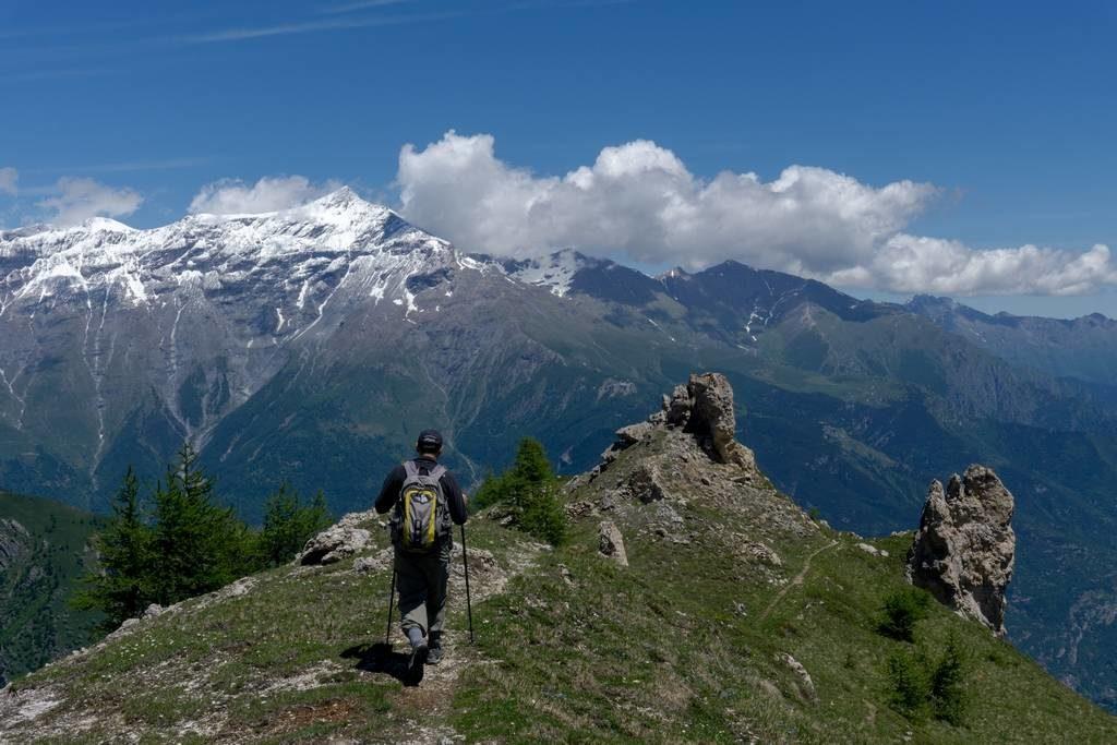 History trek Italy Susa Trekking Piedmont Turin Alps