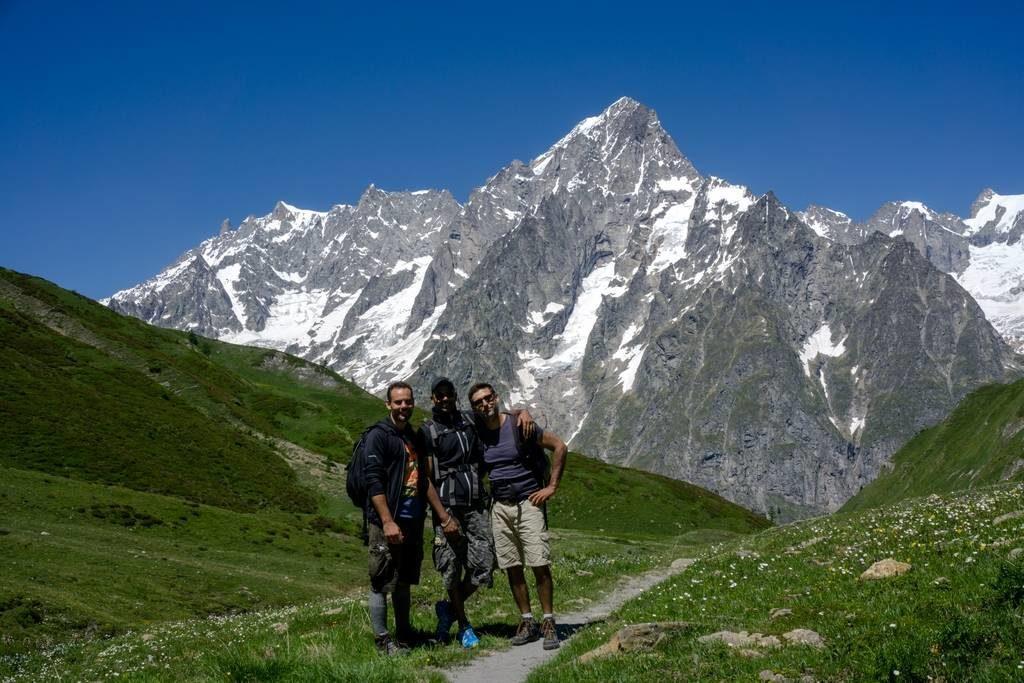 Tour Company Monte Bianco Trek