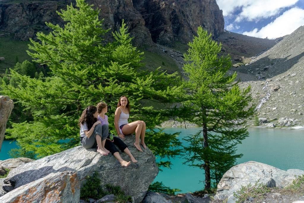 Monte Rosa and Gran Paradiso Trek