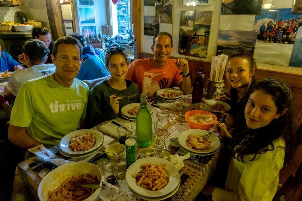 Monte Rosa and Gran Paradiso Trek 2