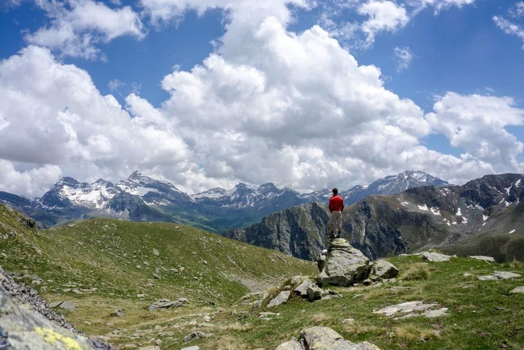 Monte Rosa and Gran Paradiso Trek 1