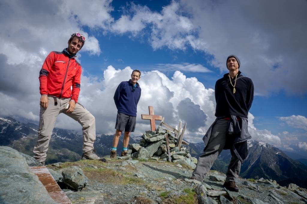 Monte Rosa and Gran Paradiso Trek 3
