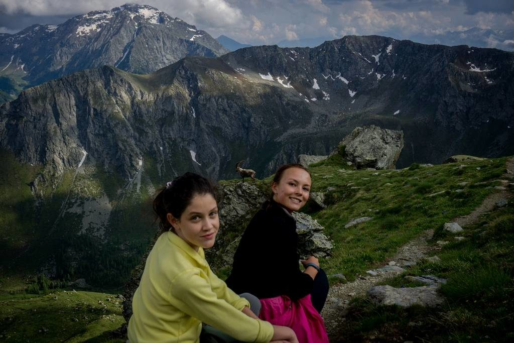 Monte Rosa and Gran Paradiso Trek 5