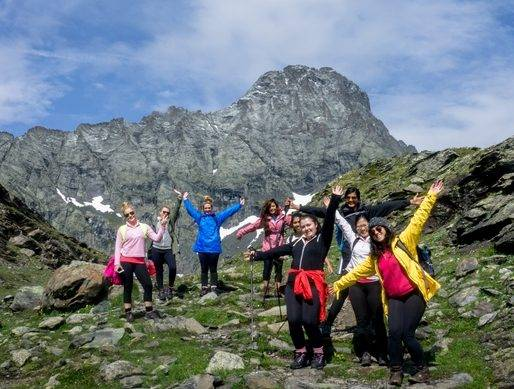 Business trip trekking review by lizzy