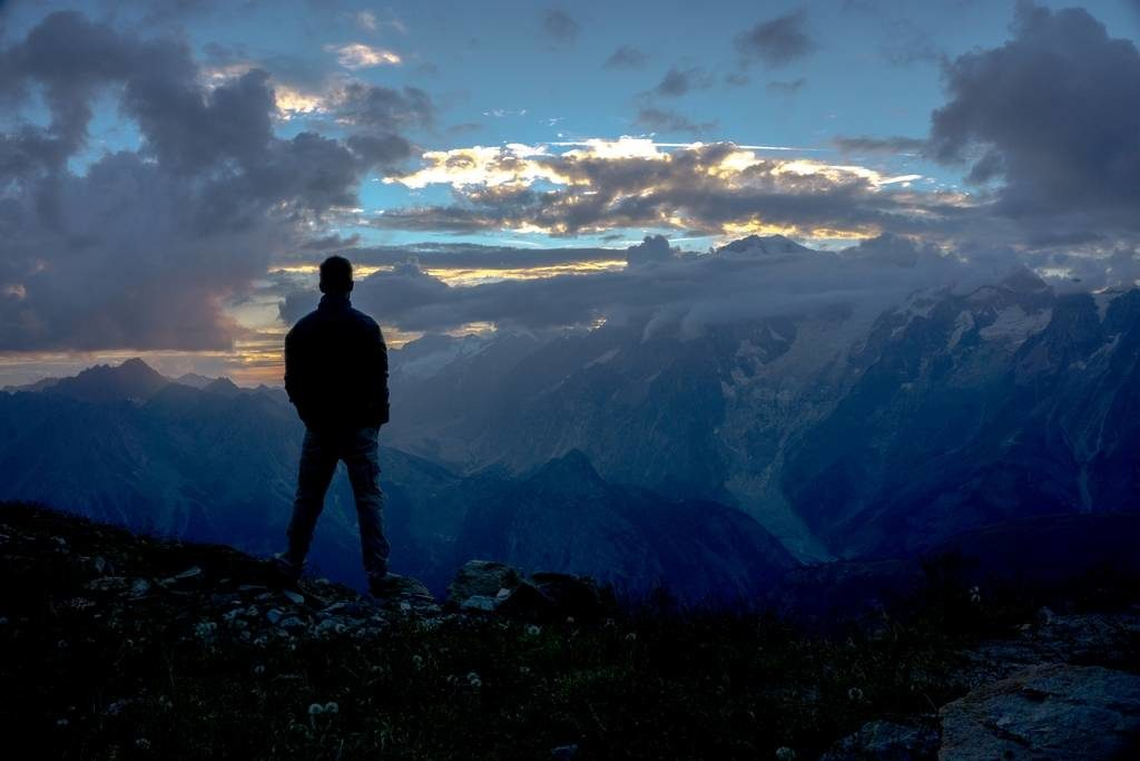 Wondering in the Alps 6