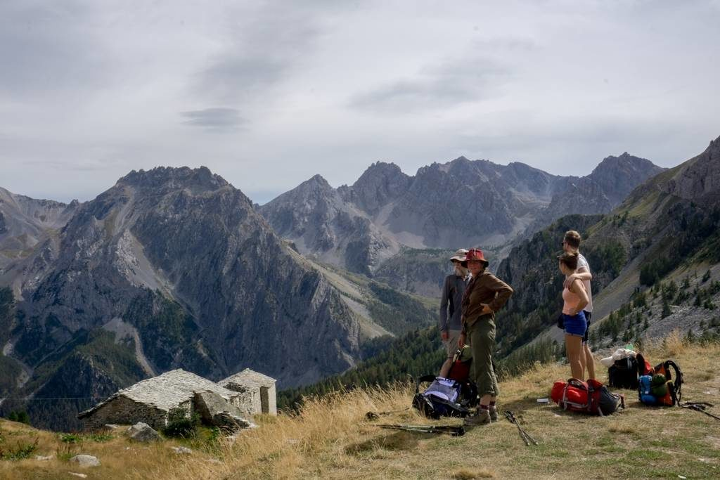 Val Maira Trek and Amazing Story 5