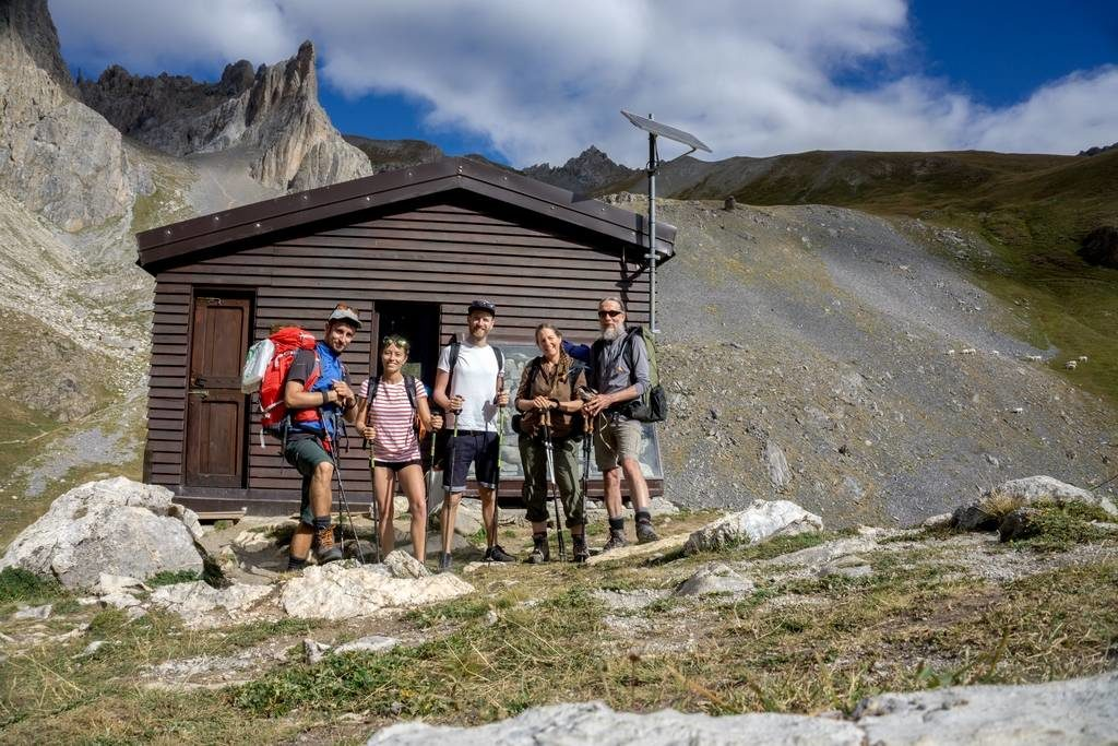 Val Maira Trek and Amazing Story 8
