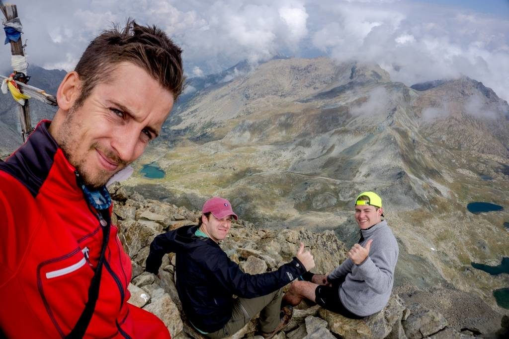 Monte Avic Trek - Mont Glacier