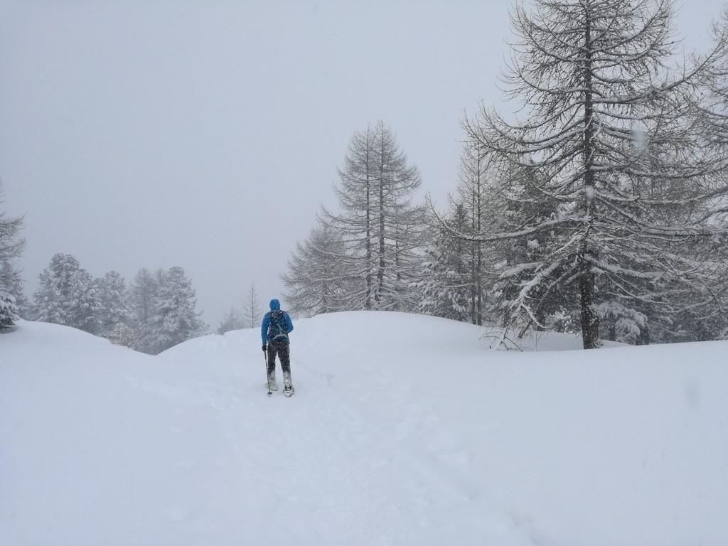 Hiking Alps glaciers: trekking around Mont Blanc 2
