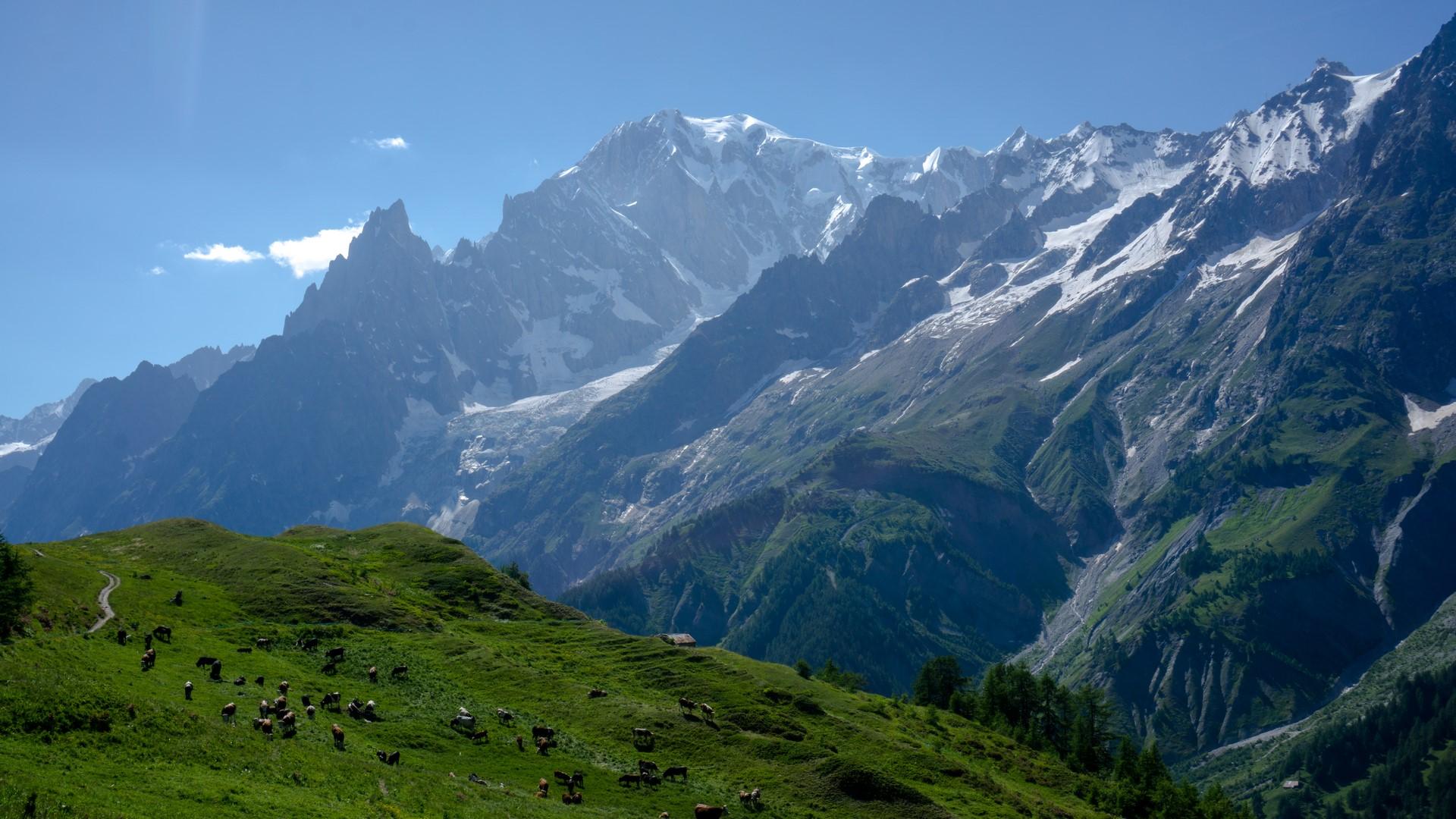 tailor made short tour mont blanc