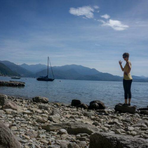 ValGrande Maggiore Lake lago maggiore