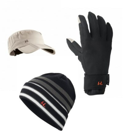 hats gloves