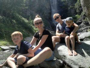 Trekking with Children in Italy