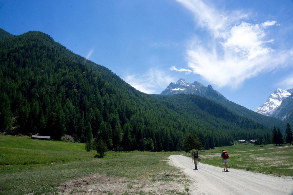 Monte Rosa Trek 5