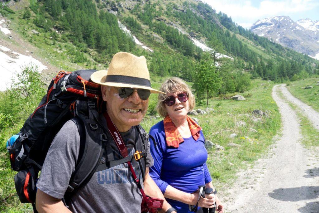 Monte Rosa Trek 4